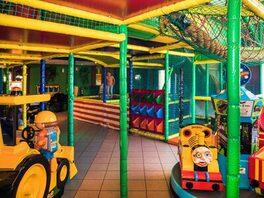 Recreatiepark Noordwijkse Duinen speeltuin