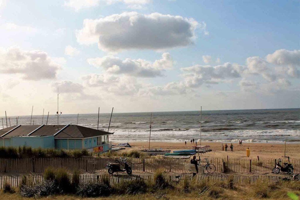 Noordwijk-surfing
