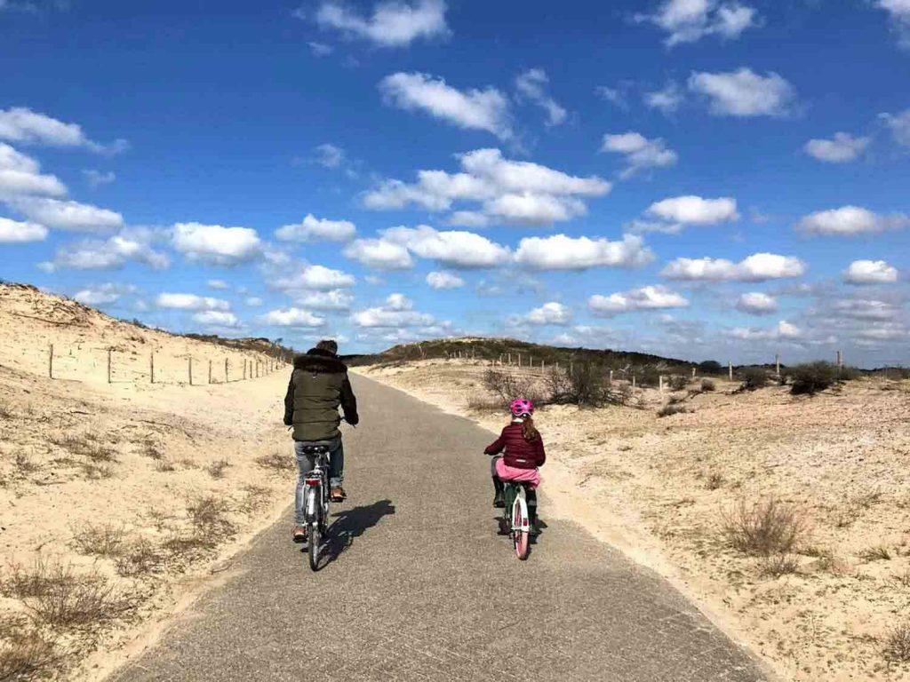 Noordwijkse-Duinen fietstocht