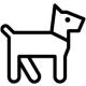 honden toegestaan